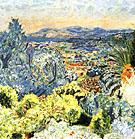 The Cote d'Azur 1923 - Pierre Bonnard