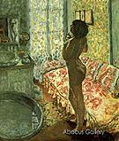Nude Against Daylight 1908 - Pierre Bonnard