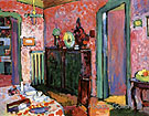 My Dining Room 1909 - Wassily Kandinsky