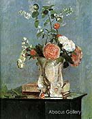 Bouquet of Flowers 1873 - Camille Pissarro