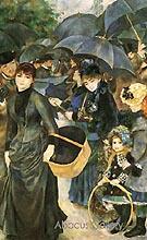 The Umbrellas 1881 - Pierre Auguste Renoir