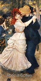 Dance at Bougival 1883 - Pierre Auguste Renoir