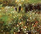 Summer Landscape 1873 - Pierre Auguste Renoir