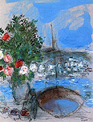 Poros 1954 - Marc Chagall