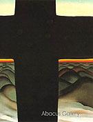 Black Cross New Mexico 1929 - Georgia O'Keeffe