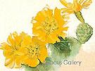 Yellow Cactus 1940 - Georgia O'Keeffe