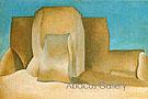Ranchos Church c1930 - Georgia O'Keeffe