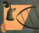 The Carbide Lamp 1922 - Joan Miro