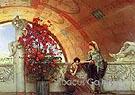 Unconscious Rivals - Sir Lawrence Alma Tadema