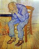 Old Man in Sorrow - Vincent van Gogh