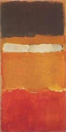 Rothko Untitled Plate 10 1955 - Mark Rothko