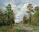 Outskirts of the Forest 1871 - Camille Pissarro