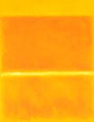 Saffron 1957 - Mark Rothko