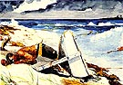 After the Hurricane 1899 - Winslow Homer
