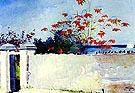 A Wall Nassau - Winslow Homer