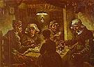 The Potato Eaters - Vincent van Gogh