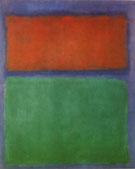 Earth and Green 1955 2 - Mark Rothko