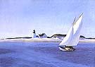 The Long Leg 1935 - Edward Hopper