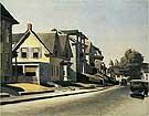 Street Scene Gloucester - Edward Hopper