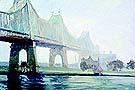 Queensborough Bridge 1913 - Edward Hopper
