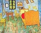 Bedroom at Arles 1889 - Vincent van Gogh