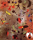 Constellation Awakening at Dawn 1941 - Joan Miro