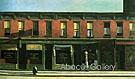 Early Sunday Morning 1930 - Edward Hopper