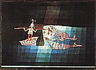 Battle Scene from the Comic Opera 1923 - Paul Klee