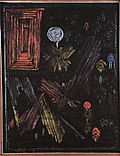 Gate in the Garden 1926 - Paul Klee