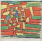 Garden by the Stream 1927 - Paul Klee