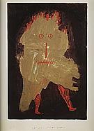 Ragged Ghost 1933 - Paul Klee