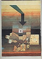 Scene of Calamity 1922 - Paul Klee