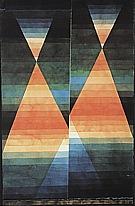 Double Tent 1923 - Paul Klee