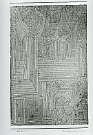 Forest Architecture 1925 - Paul Klee