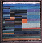Fire in the Evening 1929 - Paul Klee