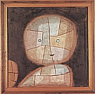 Bust of a Child 1933 - Paul Klee