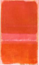 Untitled Red 1956 - Mark Rothko