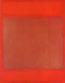 Untitled 1959 Red and Brown - Mark Rothko