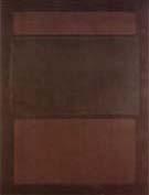 Browns over Dark Dark over Browns 1963 - Mark Rothko