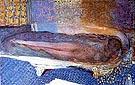 Nude in the bath - Pierre Bonnard