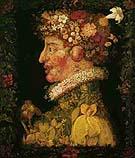Spring 1573 - Guiseppe Acrimboldo