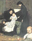 La Famille Terrasse - Pierre Bonnard