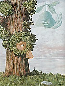 Alice in Wonderland 1945 - Rene Magritte