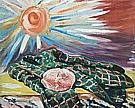 Seasickness 1947 - Rene Magritte