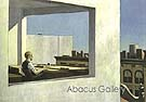 Office in a Small City 1953 - Edward Hopper