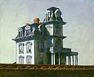 House by the Railroad - Edward Hopper