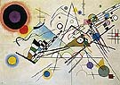 Composition 8 - Wassily Kandinsky