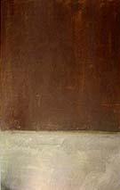 Brown Grey 1969 - Mark Rothko