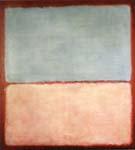 No 9 1956 Blue Pink - Mark Rothko