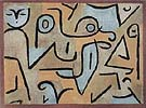 Young Moe 1938 - Paul Klee